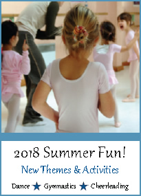 Summer dance program 2018